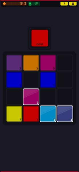 colour flux mobile app screenshot