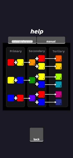 colour flex reference